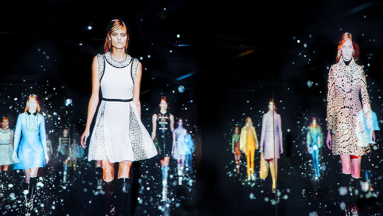 Step Onto The Endless Runway Gucci Fall Winter 2014 2015