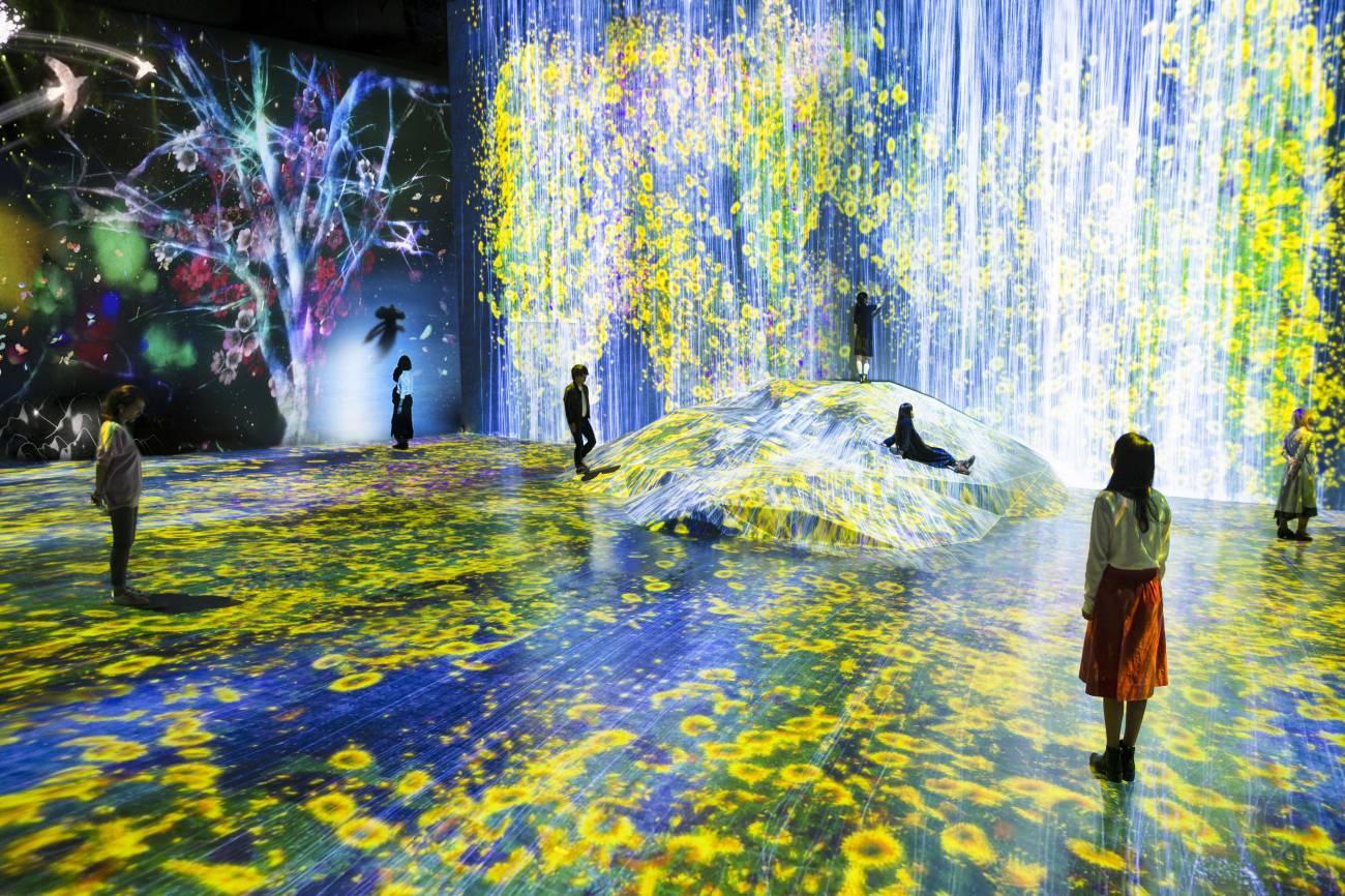 數位光雕藝術美術館